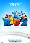 """Постер 3 из 22 из фильма """"Рио 2"""" /Rio 2/ (2014)"""