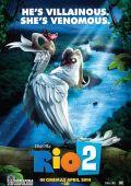 """Постер 5 из 22 из фильма """"Рио 2"""" /Rio 2/ (2014)"""