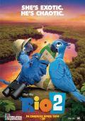 """Постер 4 из 22 из фильма """"Рио 2"""" /Rio 2/ (2014)"""