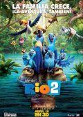 """Постер 8 из 22 из фильма """"Рио 2"""" /Rio 2/ (2014)"""