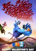 """Постер 21 из 22 из фильма """"Рио 2"""" /Rio 2/ (2014)"""