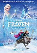 """Постер 14 из 34 из фильма """"Холодное сердце"""" /Frozen/ (2013)"""