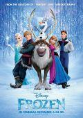 """Постер 16 из 34 из фильма """"Холодное сердце"""" /Frozen/ (2013)"""