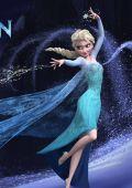 """Постер 19 из 34 из фильма """"Холодное сердце"""" /Frozen/ (2013)"""