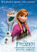"""Постер 27 из 34 из фильма """"Холодное сердце"""" /Frozen/ (2013)"""