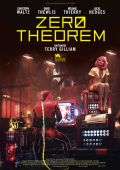 """Постер 4 из 12 из фильма """"Теорема Зеро"""" /The Zero Theorem/ (2013)"""