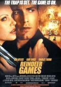 """Постер 3 из 9 из фильма """"Азартные игры"""" /Reindeer Games/ (2000)"""