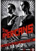 """Постер 2 из 10 из фильма """"Американцы"""" /The Americans/ (2013)"""