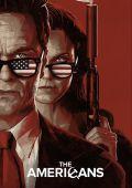 """Постер 5 из 10 из фильма """"Американцы"""" /The Americans/ (2013)"""