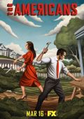 """Постер 8 из 10 из фильма """"Американцы"""" /The Americans/ (2013)"""