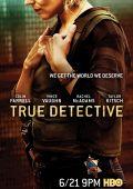 """Постер 6 из 8 из фильма """"Настоящий детектив"""" /True Detective/ (2014)"""