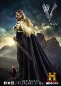 "Постер 6 из 19 из фильма ""Викинги"" /Vikings/ (2013)"