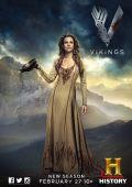 "Постер 7 из 19 из фильма ""Викинги"" /Vikings/ (2013)"
