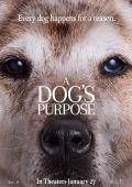 """Постер 6 из 13 из фильма """"Собачья жизнь"""" /A Dog's Purpose/ (2017)"""
