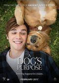 """Постер 13 из 13 из фильма """"Собачья жизнь"""" /A Dog's Purpose/ (2017)"""