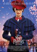 """Постер 5 из 24 из фильма """"Мэри Поппинс возвращается"""" /Mary Poppins Returns/ (2018)"""