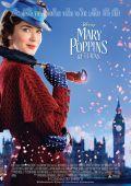 """Постер 7 из 24 из фильма """"Мэри Поппинс возвращается"""" /Mary Poppins Returns/ (2018)"""