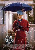 """Постер 6 из 24 из фильма """"Мэри Поппинс возвращается"""" /Mary Poppins Returns/ (2018)"""