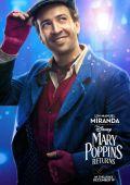 """Постер 10 из 24 из фильма """"Мэри Поппинс возвращается"""" /Mary Poppins Returns/ (2018)"""