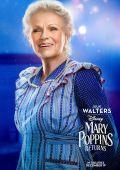 """Постер 11 из 24 из фильма """"Мэри Поппинс возвращается"""" /Mary Poppins Returns/ (2018)"""
