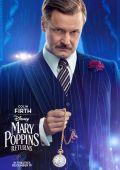 """Постер 9 из 24 из фильма """"Мэри Поппинс возвращается"""" /Mary Poppins Returns/ (2018)"""