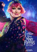 """Постер 12 из 24 из фильма """"Мэри Поппинс возвращается"""" /Mary Poppins Returns/ (2018)"""