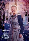 """Постер 16 из 24 из фильма """"Мэри Поппинс возвращается"""" /Mary Poppins Returns/ (2018)"""