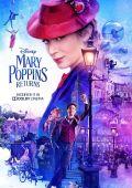 """Постер 24 из 24 из фильма """"Мэри Поппинс возвращается"""" /Mary Poppins Returns/ (2018)"""