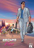 """Постер 4 из 10 из фильма """"Арчер"""" /Archer/ (2009)"""