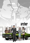 """Постер 8 из 10 из фильма """"Арчер"""" /Archer/ (2009)"""