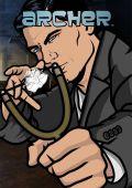 """Постер 7 из 10 из фильма """"Арчер"""" /Archer/ (2009)"""