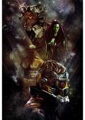 """Постер 25 из 52 из фильма """"Стражи Галактики"""" /Guardians of the Galaxy/ (2014)"""