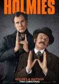 "Постер 4 из 5 из фильма ""Холмс & Ватсон"" /Holmes & Watson/ (2018)"