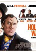 "Постер 3 из 5 из фильма ""Холмс & Ватсон"" /Holmes & Watson/ (2018)"