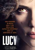 """Постер 4 из 5 из фильма """"Люси"""" /Lucy/ (2014)"""