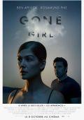 """Постер 10 из 10 из фильма """"Исчезнувшая"""" /Gone Girl/ (2014)"""