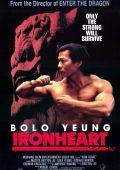 "Постер 1 из 1 из фильма ""Железное сердце"" /Ironheart/ (1992)"