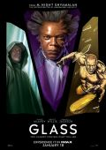 "Постер 25 из 25 из фильма ""Стекло"" /Glass/ (2019)"