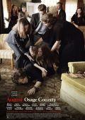 """Постер 3 из 6 из фильма """"Август"""" /August: Osage County/ (2013)"""