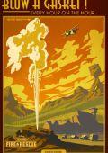 """Постер 4 из 9 из фильма """"Самолеты: Огонь и вода"""" /Planes: Fire & Rescue/ (2014)"""