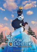 """Постер 3 из 3 из фильма """"Снежная королева 2: Перезаморозка"""" /The Snow Queen 2/ (2014)"""