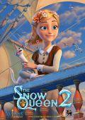 """Постер 2 из 3 из фильма """"Снежная королева 2: Перезаморозка"""" /The Snow Queen 2/ (2014)"""