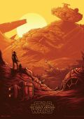 """Постер 12 из 36 из фильма """"Звёздные войны: Пробуждение силы"""" /Star Wars: Episode VII - The Force Awakens/ (2015)"""