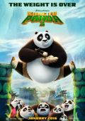 """Постер 3 из 7 из фильма """"Кунг-фу Панда 3"""" /Kung Fu Panda 3/ (2016)"""