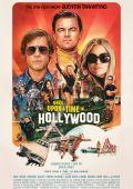 """Постер 10 из 10 из фильма """"Однажды... в Голливуде"""" /Once Upon a Time in Hollywood/ (2019)"""