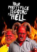 Твоя симпатичная мордашка попадет в ад /Your Pretty Face Is Going to Hell/ (2013)