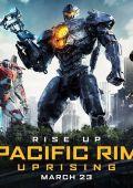 "Постер 24 из 51 из фильма ""Тихоокеанский рубеж 2"" /Pacific Rim Uprising/ (2018)"