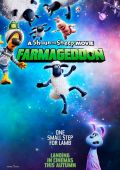"""Постер 3 из 4 из фильма """"Барашек Шон: Фермагеддон"""" /Shaun the Sheep Movie: Farmageddon/ (2019)"""