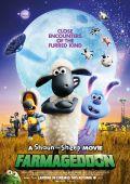 """Постер 4 из 4 из фильма """"Барашек Шон: Фермагеддон"""" /Shaun the Sheep Movie: Farmageddon/ (2019)"""
