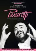 """Постер 5 из 5 из фильма """"Паваротти"""" /Pavarotti/ (2019)"""